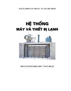 Hệ thống máy và thiết bị lạnh