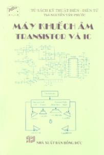 Máy khuếch âm transistor và IC