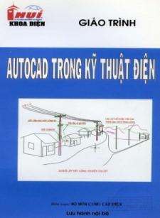Autocad trong kỹ thuật điện