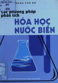 Các phương pháp phân tích hóa học nước biển