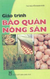 Giáo trình bảo quản nông sản