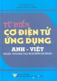 Từ điển Cơ điện tử ứng dụng Anh - Việt
