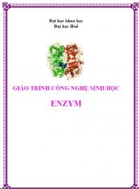 Giáo trình công nghệ sinh học Enzym