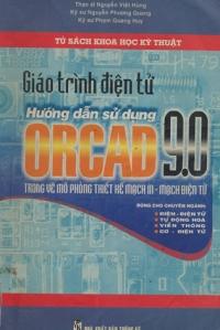 Vẽ và thiết kế mạch in với Orcad