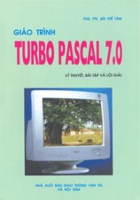 Giáo trình Turbo Pascal 7.0