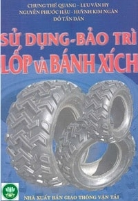 Sử dụng - bảo trì lốp và bánh xích