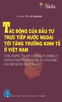Tác động của đầu tư trực tiếp nước ngoài tới tăng trưởng kinh tế ở Việt Nam