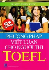 Phương pháp viết luận cho người thi TOEFL