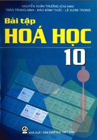 Bài tập Hóa học 10