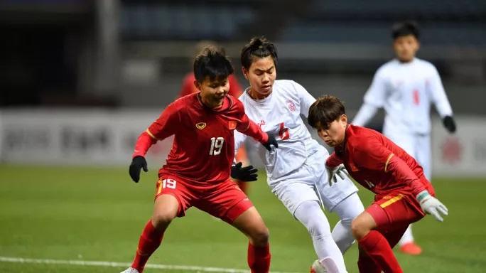 ĐT nữ Việt Nam 1-0 ĐT nữ Myanmar: Vòng loại thứ 3 Olympic 2020