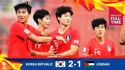 Video Highlights: U23 Hàn Quốc 2 - 1 U23 Jordan