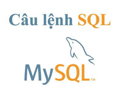 Bài 5: Một số câu lệnh SQL trong MySQl khi lập trình PHP