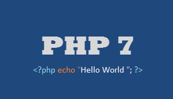 Giới thiệu về PHP version 7