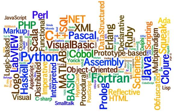 Tìm hiểu 7 Ngôn ngữ lập trình mới năm 2016